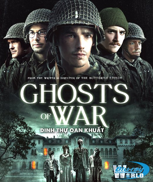 B4731. Ghosts of War 2020 - Dinh Thự Oan Khuất 2D25G (DTS-HD MA 7.1)